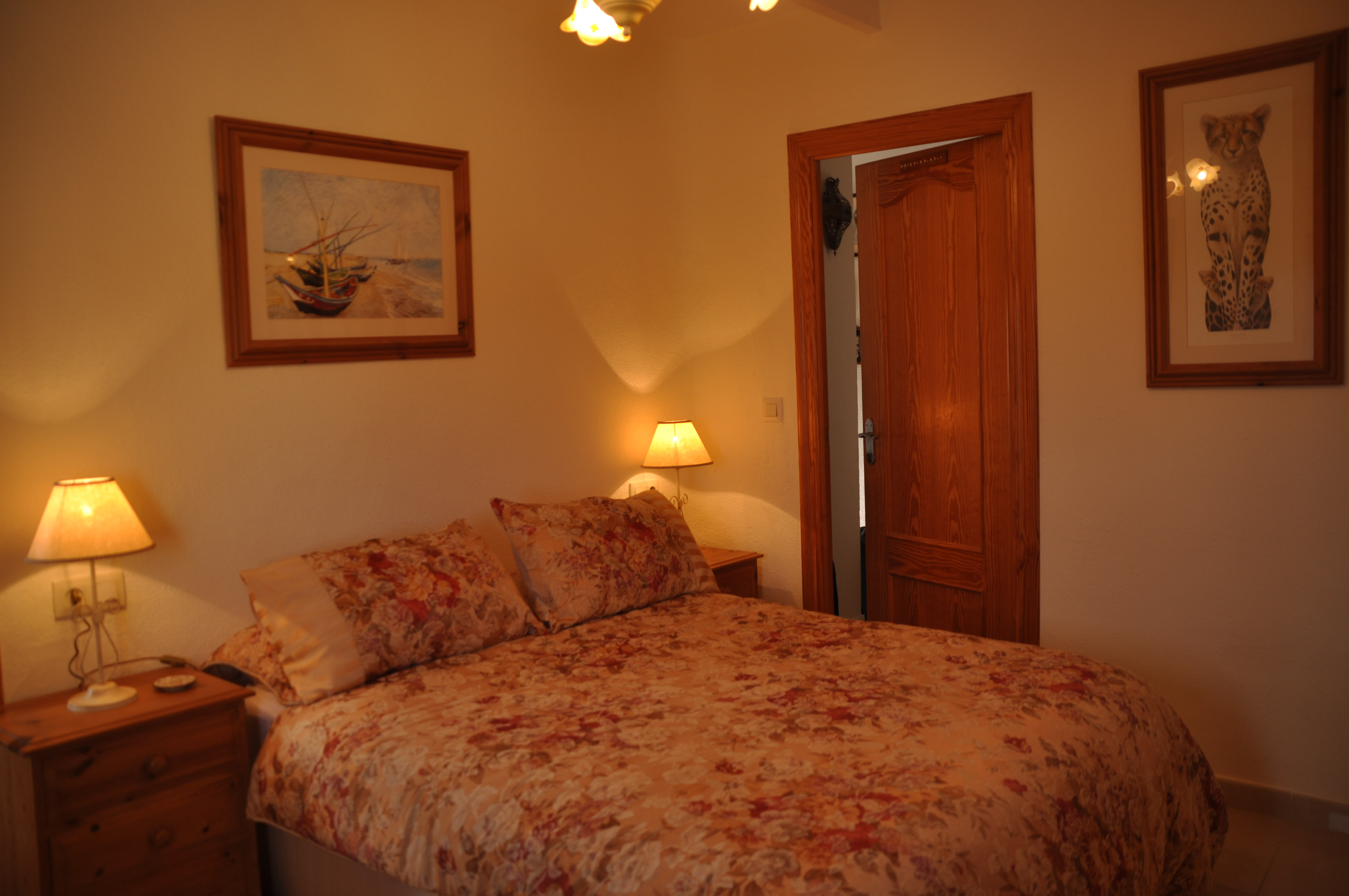 En Suite Double Room For Two In Spanish