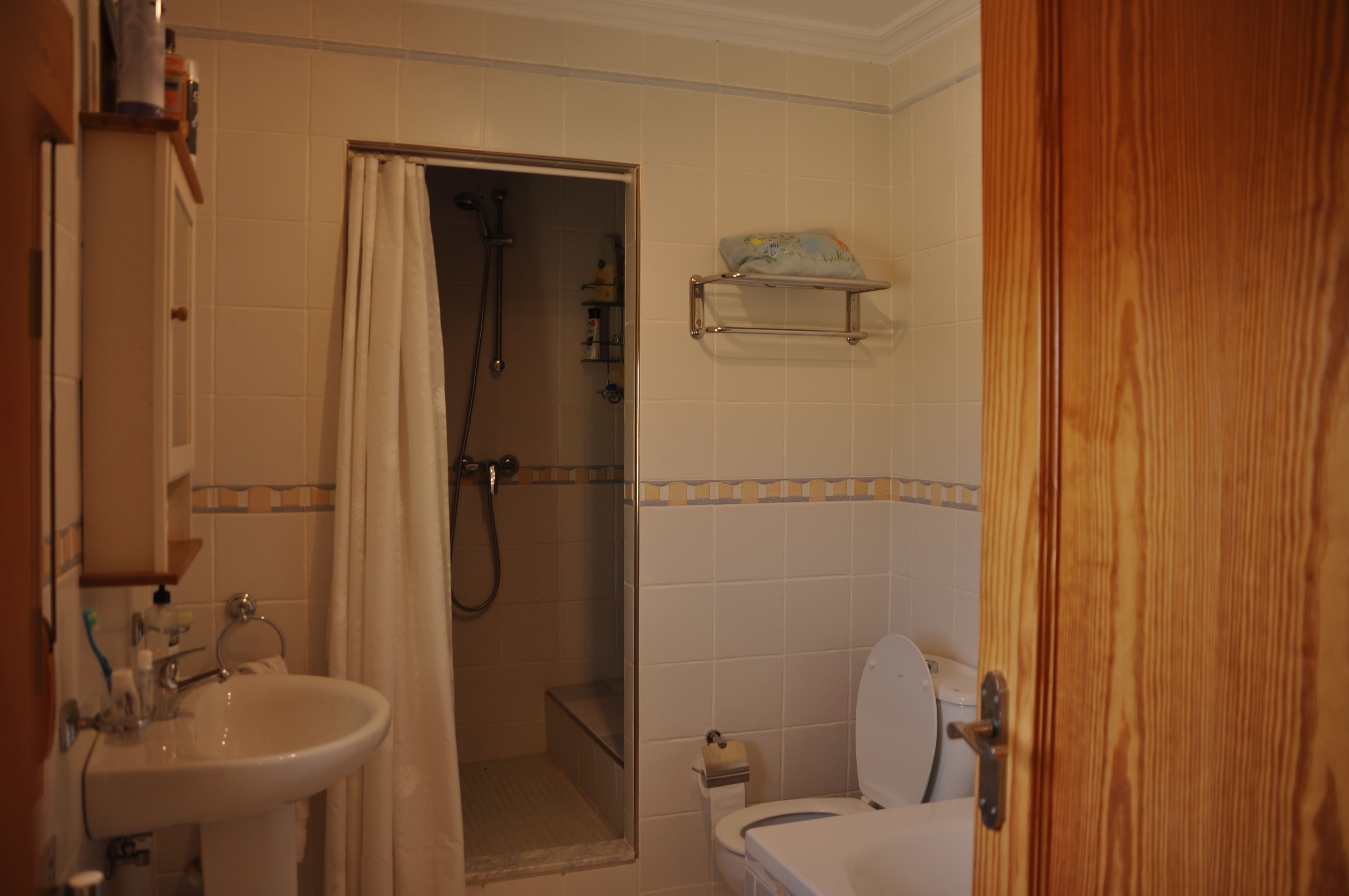 Second Bedroom With En Suite Traditional Spanish