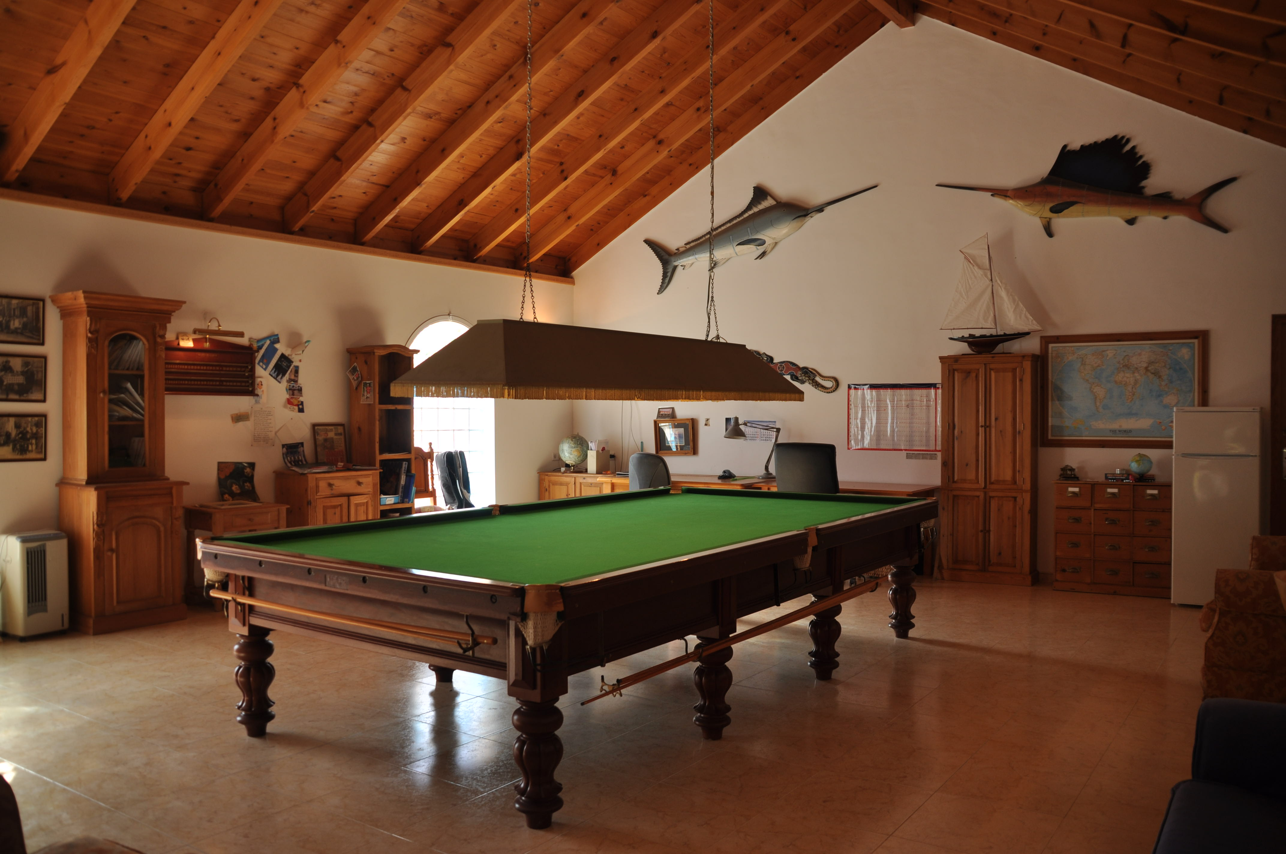 Snooker Hall Traditional Spanish Farmhouse Property For